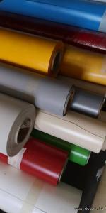 Tenti, nojumes, pārsegi, PVC audums
