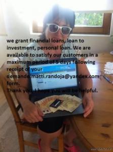 Finanšu aizdevumi, bez maksas, bet tikai ar apdrošināšanu.