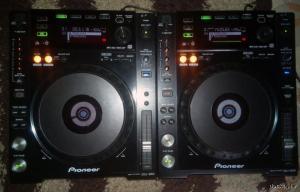 DJ multiplayers PIONEER CDJ850
