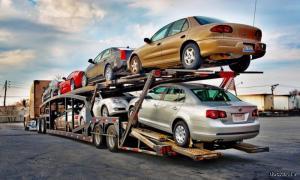 Доставка автомобилей в Украину, Грузию, Польшу
