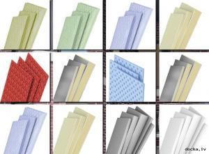 Tenapors - siltumizolācijas materiāli