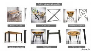 Galdu pamatnes, galdu rāmji, galdu kājas - eveikals.