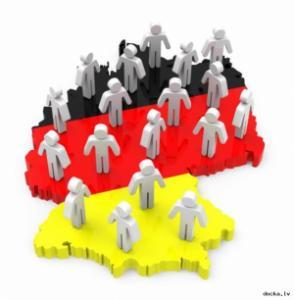 Darbs Vācijā