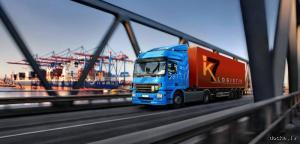 Грузовые перевозки генеральных и сборных грузов по Европе( Герман