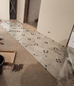 Buvdarbi, Apdares darbi un telpu remonti