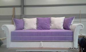 Dīvāni , gultas