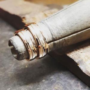 Laulību gredzeni - izgatavošana uz pasūtījumu