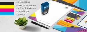 LGV - Vizītkaršu druka un dizains