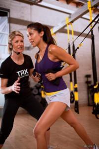 Индивидуальные тренировки по ТРХ