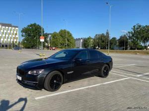 BMW 730 Individual Black