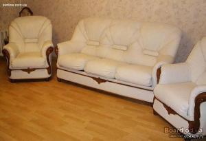 услуги по ремонту и перетяжки мягкой мебели